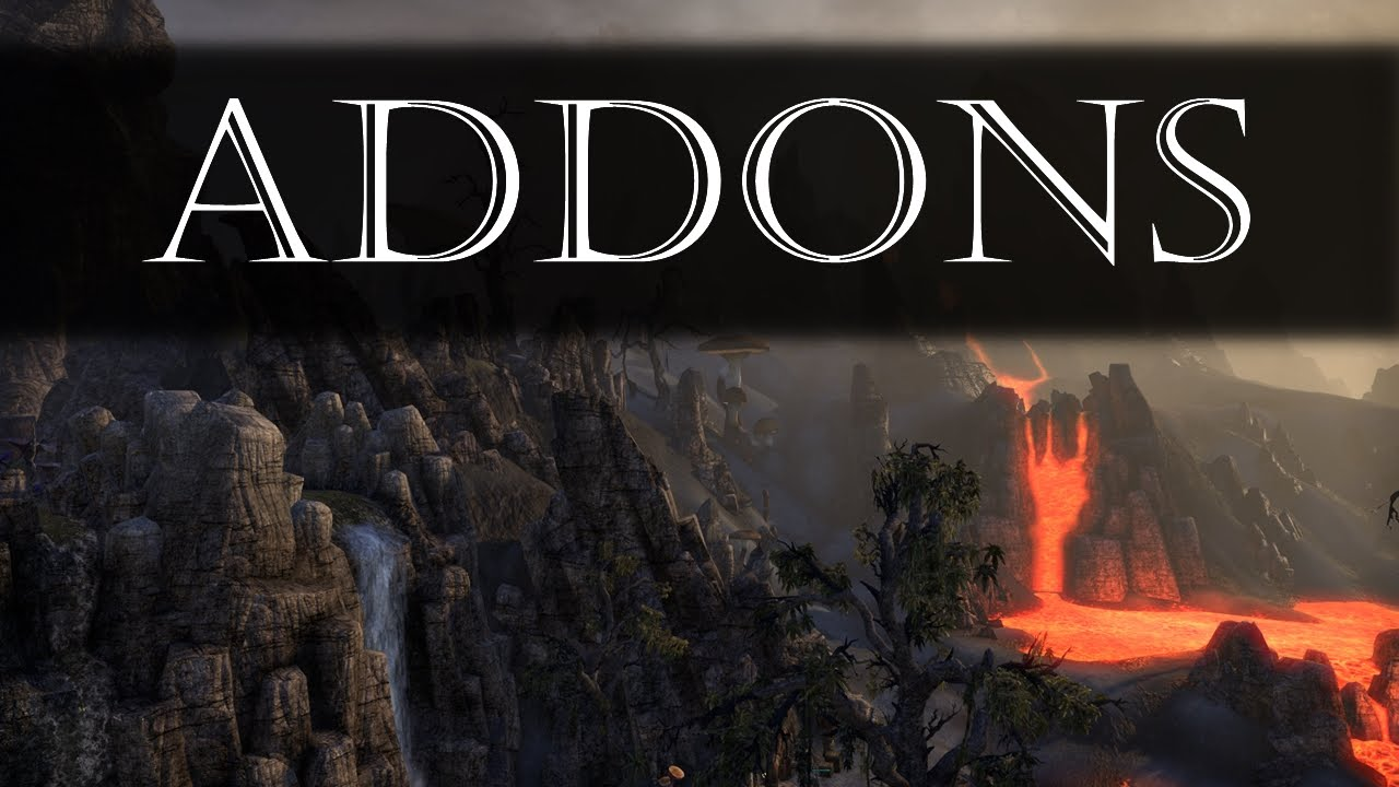 Addon consigliati Elder Scrolls Online - ESO Italia